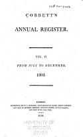 Cobbett s Weekly Political Register PDF