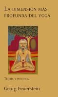 La dimensi  n m  s profunda del yoga PDF