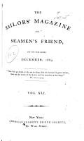 The Sailors  Magazine and Seamen s Friend PDF