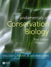 Fundamentals of Conservation Biology: Edition 3