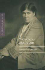 Cather Studies, Volume 12