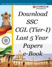 SSC CGL (Tier-1) Previous 5 Year Papers
