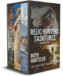 Relic Hunters Taskforce 4 Book Box Set Archeological Adventure Book PDF