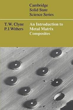 An Introduction to Metal Matrix Composites PDF