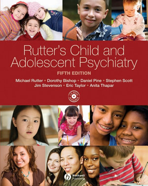 Rutter s Child and Adolescent Psychiatry PDF
