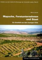 Mapuche  Forstunternehmen und Staat PDF