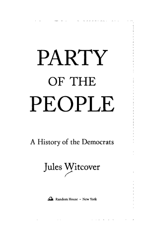 Party of the People