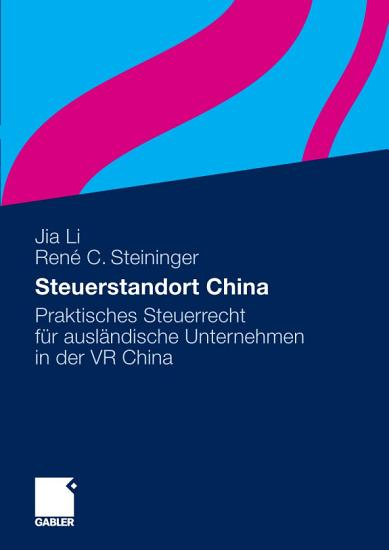 Steuerstandort China PDF