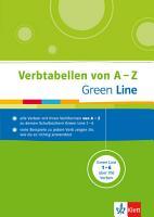 Green Line  Verbtabellen Von A Z PDF