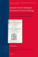 Synopsis Purioris Theologiae PDF
