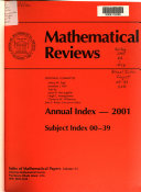 Download Mathematical Reviews Book