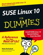 SUSE Linux 10 For Dummies: Edition 2