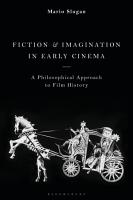 Fiction and Imagination in Early Cinema PDF