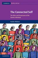 The Connected Self PDF