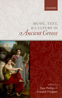 Music  Text  and Culture in Ancient Greece PDF