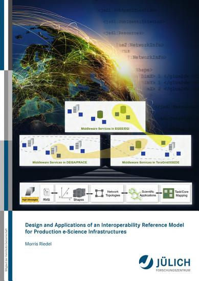 Design and Applications of an Interoperability Reference Model for Production e Science Infrastructures PDF