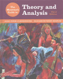 The Musician's Guide to Theory and Analysis and Workbook