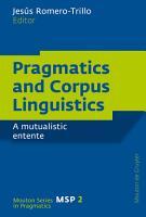 Pragmatics and Corpus Linguistics PDF