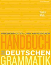 Handbuch zur deutschen Grammatik: Edition 5