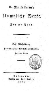 Sämmtliche Werke: nach den ältesten Ausgaben, Band 2