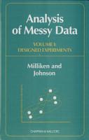 Analysis of Messy Data PDF