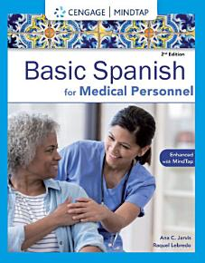 Spanish for Medical Personnel Enhanced Edition  The Basic Spanish Series PDF