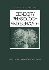 Sensory Physiology and Behavior