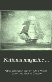 Joe Mitchell Chapple's National Magazine: Volume 25