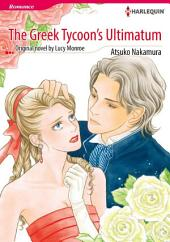 THE GREEK TYCOON'S ULTIMATUM: Harlequin Comics