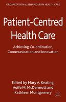 Patient Centred Health Care PDF