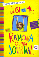 Just for Me  My Ramona Quimby Journal PDF