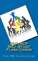 PMI ACP Self Study Flash Cards
