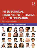 International Students Negotiating Higher Education