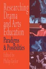 Researching drama and arts education