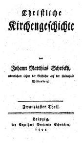 Christliche Kirchengeschichte
