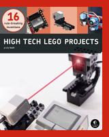 High Tech LEGO Projects PDF