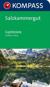 Kompass Wanderführer Salzkammergut Gipfelziele