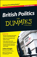 British Politics for Dummies Portable Edition