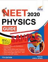 FREE SAMPLE  NEET 2020 Physics Guide   7th Edition interior PDF