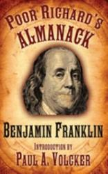 Poor Richard S Almanack Book PDF