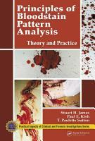 Principles of Bloodstain Pattern Analysis PDF