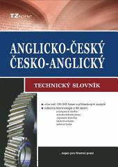 Anglicko-český/ česko-anglický technický slovník