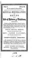 Revival miscellanies  or  Helps to a life of holiness   usefulness  sermons PDF