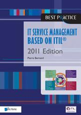 IT Service Management Based on ITIL   2011 Edition PDF