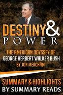 Destiny and Power PDF