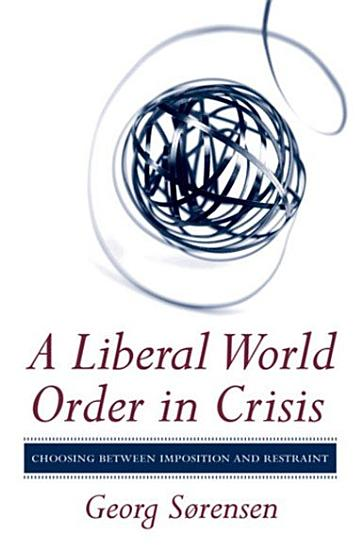 A Liberal World Order in Crisis PDF