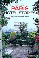 Download Paris Hotel Stories Book