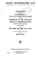 Court Interpreters Act