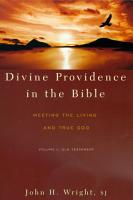 Divine Providence in the Bible  Old Testament PDF
