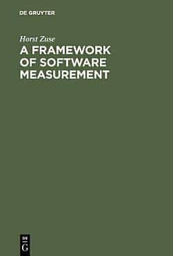A Framework of Software Measurement PDF